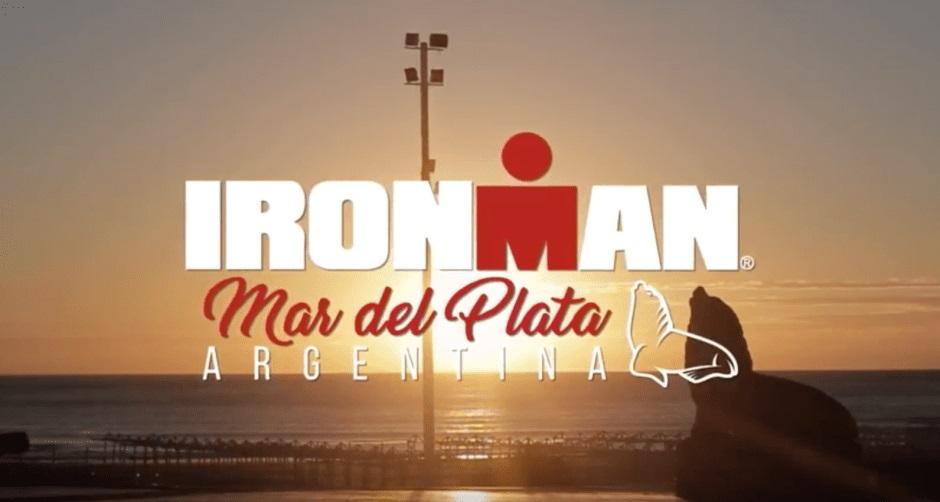 Se abren inscripciones para el Ironman Mar de Plata.