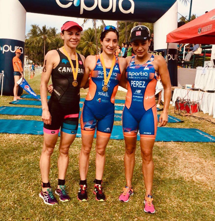 11º Triatlón Gran Festivall Manzanillo 2018.
