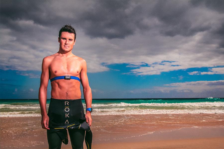 Muy probable que Javier Gómez Noya debute como Ironman en Cairns, en Australia.