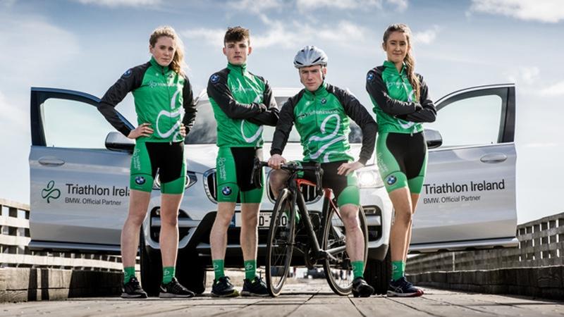 BMW incursiona en el triatlón y se convierte en patrocinador del Triatlón en Irlanda.