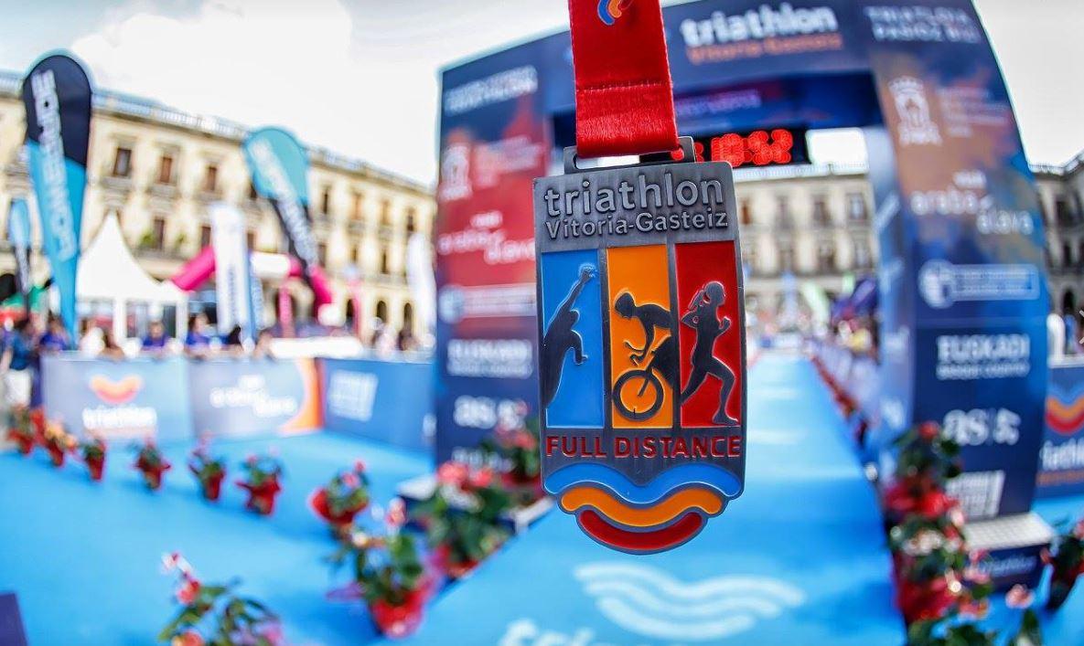 Conoce un poco más del Triatlón Vitoria-Gasteiz, un evento único.