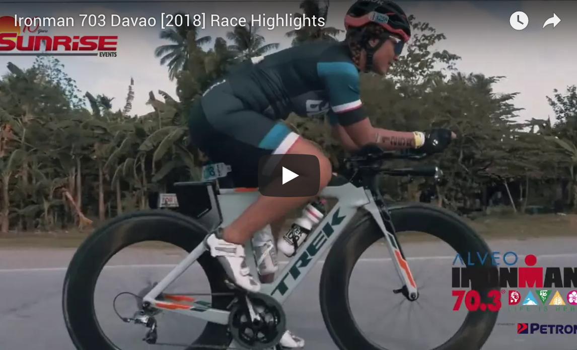 Ironman 703 Davao [2018] Race Highlights