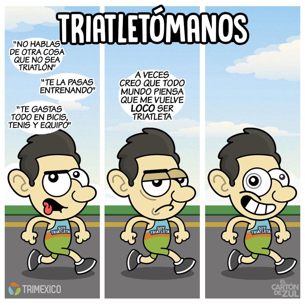 Triatletómanos