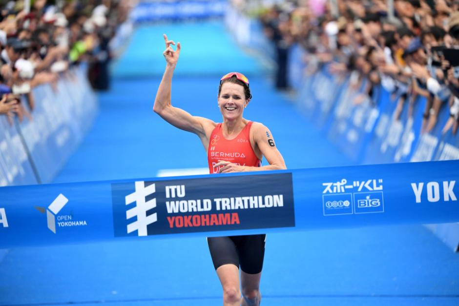 Los atletas de la ITU pasan a la cima de la clasificación de premios del triatlón 2018