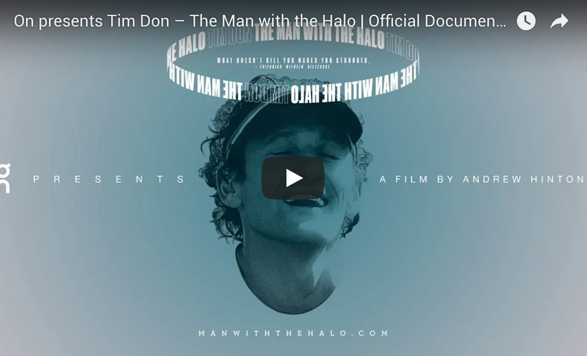 On presents Tim Don – The Man with the Halo | Official Documentary