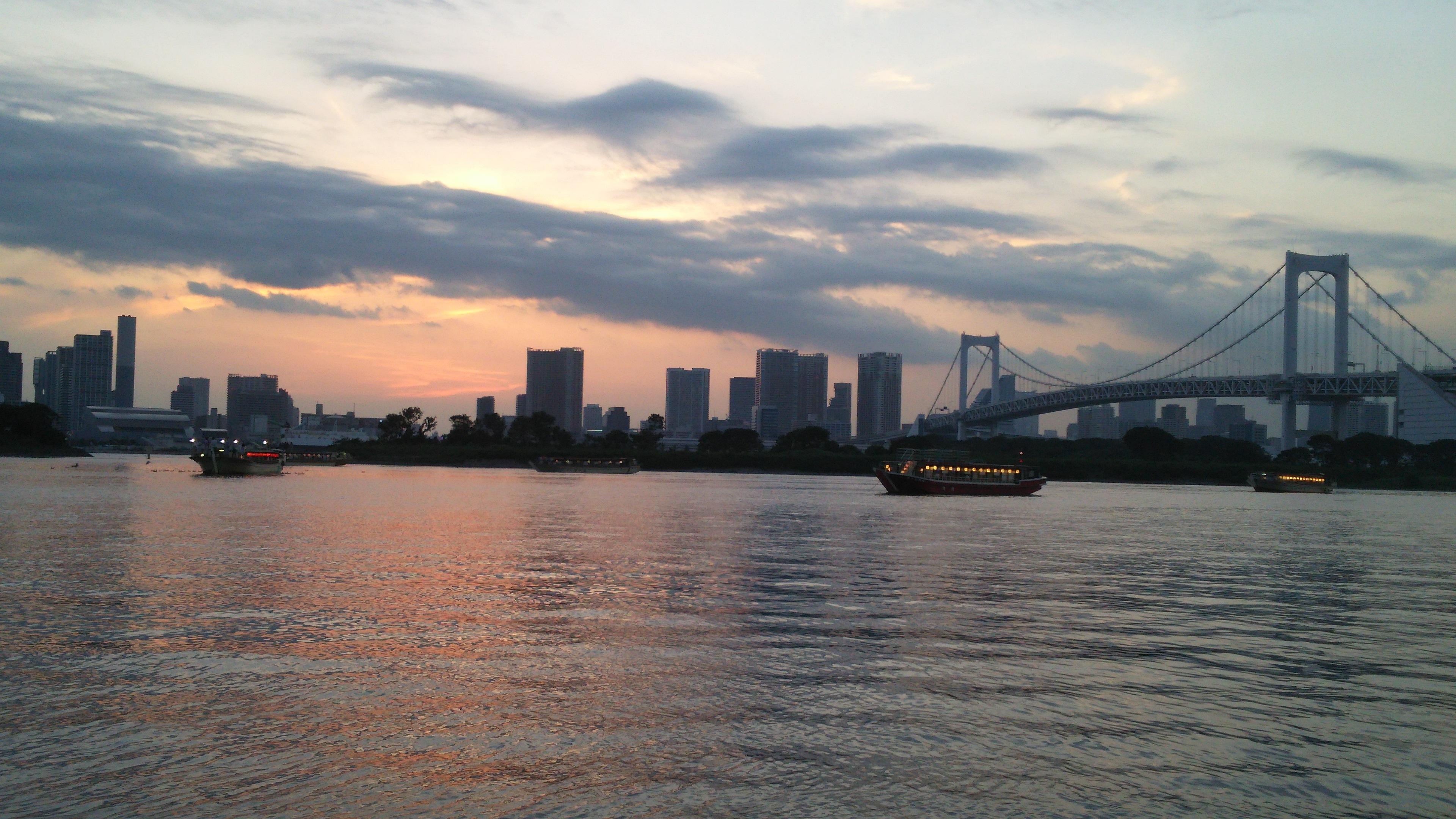 Tokio utilizará nuevos dispositivos para limpiar la bahía antes de los Juegos Olímpicos.