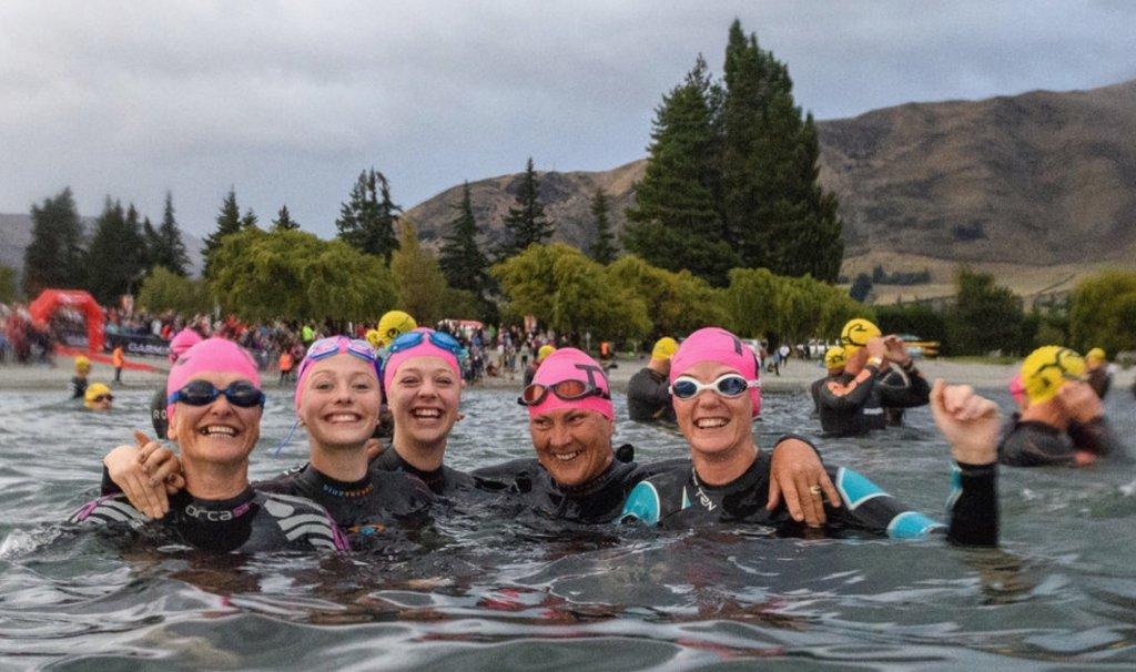 Challenge Wanaka volverá a organizar el Campeonato Nacional de AquaBike de Nueva Zelanda el sábado 16 de febrero de 2019.