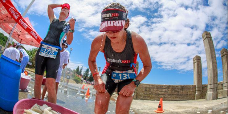 8 formas de competir mejor en el calor