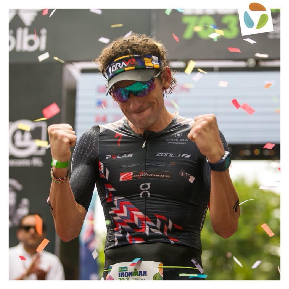 Tim Don regresa a distancia Ironman el próximo 29 de julio a 9 meses de su accidente.