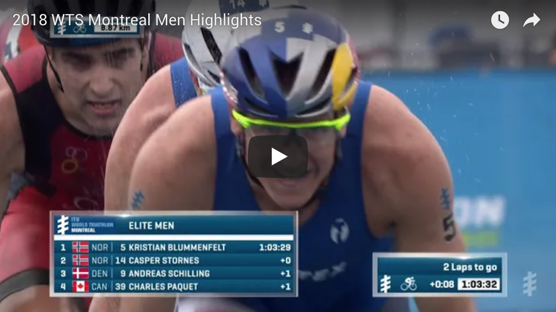 2018 WTS Montreal Men