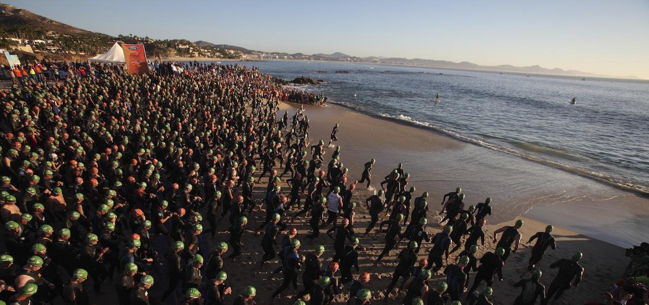 Comienzan preparativos para la realización del Ironman 70.3.