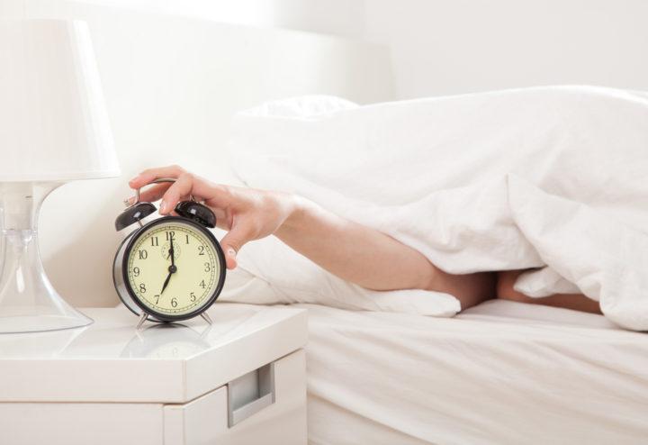 Rutina ideal para quien no disfrute mucho madrugar.