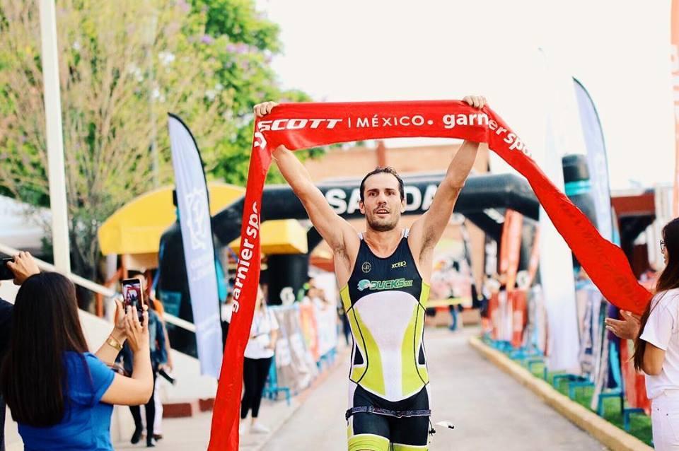 Gran fiesta en el Triatlón Olímpico del Parque España en La Laguna.