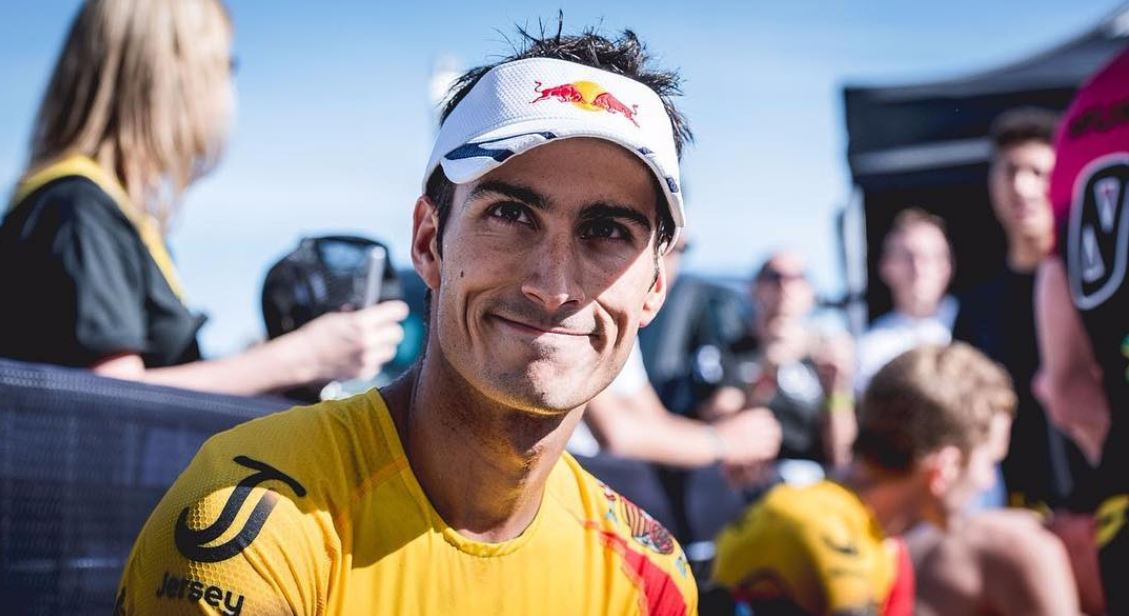 En distancias olímpicas, Mario Mola ha sido el dominador.- Gómez Noya