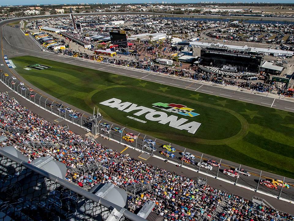 Impresionante lista de arranque de los profesionales en el Challenge Daytona.