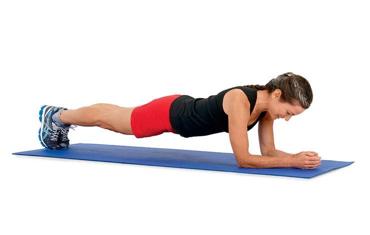 3 de los ejercicios más duros para el abdomen.