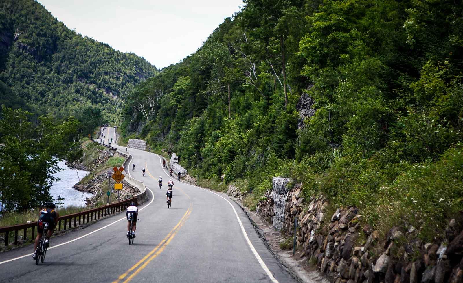 IM 70.3 Lake Placid el único evento de la franquicia que es finalista a los premios Triathlete's Choice.