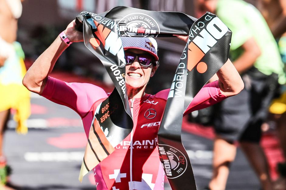 Daniela Ryf ya tiene objetivos en 2019