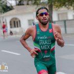 Es Grajales el triatleta mexicano mejor ubicado en el ranking mundial