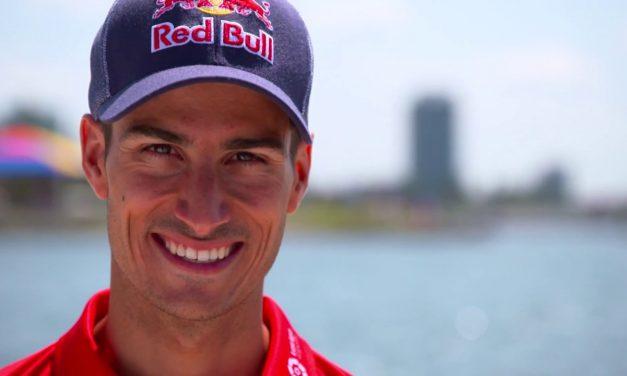 El triatlón es dedicación absoluta.- Mario Mola